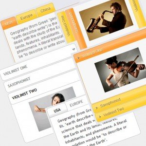 jQuery Tabs Accordian Toggle WordPress Plugin